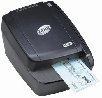 RDM EC7111F Dual-Sided Check Scanner