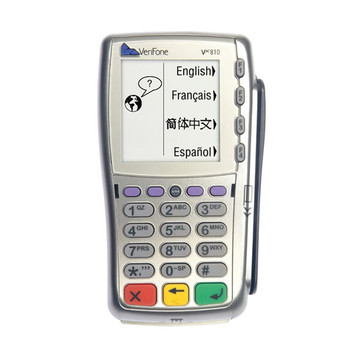VeriFone VX810 Pin Pad w/ Smart Card Reader
