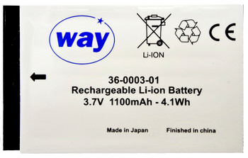 Way Systems MTT 5000  Battery