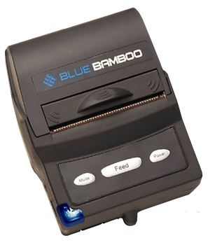 Blue Bamboo P25 Printer