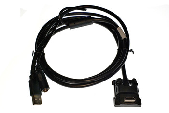 Ingenico iPP320 / iPP350 / ISC220 / ISC250 to Powered USB PC Cable