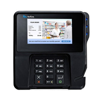 VeriFone MX915 Signature Capture w/ EMV + NFC