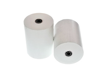 "4 3/8"" x 328' Thermal Paper RollS"