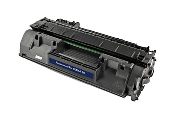 HP CE505A (HP 05A) Black MICR Toner Cartridge