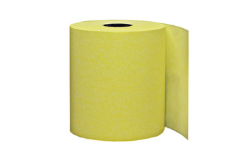 "3 1/8"" x 220' Canary Thermal Paper Rolls"