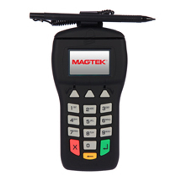 Magtek Ipad SC USB Pin Pad 3 Track MSR Touch Display