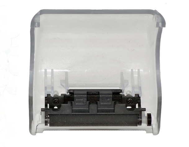 VeriFone vx520 Paper Cover w/ Roller Assembly - Bottom