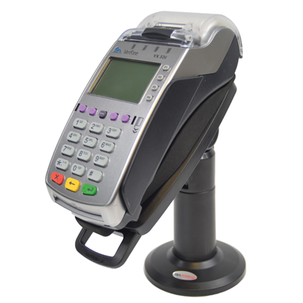 VeriFone vx520 Contactless FirstBase Pole Mount