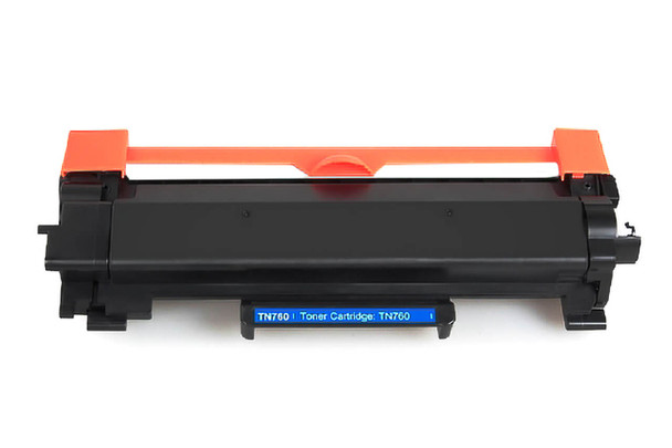 Brother TN-760 Black Toner Cartridge