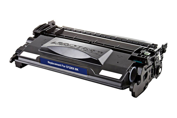 HP 26X (CF226X) Black MICR Toner Cartridge