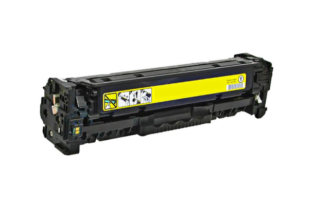 HP 305A (CE412A) Yellow Toner Cartridge