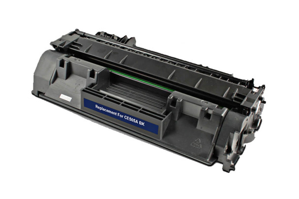 HP CE505A (HP 05A) Jumbo Black Toner Cartridge