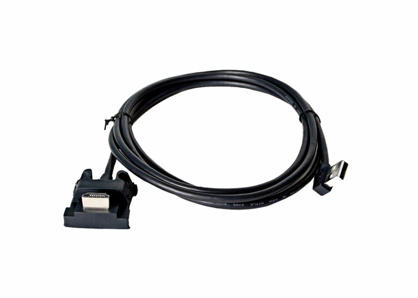 Ingenico iCT220 / iCT250 to iPP320 / iPP350 Right Angle USB Cable