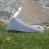 Ultimate Direction FK Tarp in the mountains
