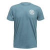 Ultimate Direction Hardrock 100 Tee, gray, front view