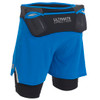 Ultimate Direction Men's Hydro Short, blue, rear view