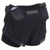 Ultimate Direction Women's Hydro Short, Onyx (black), rear view