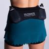 Woman wearing Ultimate Direction Women's Hydro Skirt, rear view
