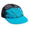 Teal - Ultimate Direction The Stoke Hat, front view