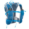 Ultimate Direction Mountain Vest 5.0, blue, rear view