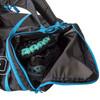 Close up of Ultimate Direction Crew Bag V2, showing gear inside