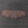 Quote from Ultimate Direction Women's Casual Tee, Navy Blue