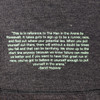 Athlete quote from Ultimate Direction Women's Casual Tank, Navy Blue
