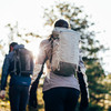 People carrying Ultimate Direction FastpackHer 20 on a hike
