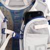 Close up of Ultimate Direction FastpackHer 20, showing phone pocket