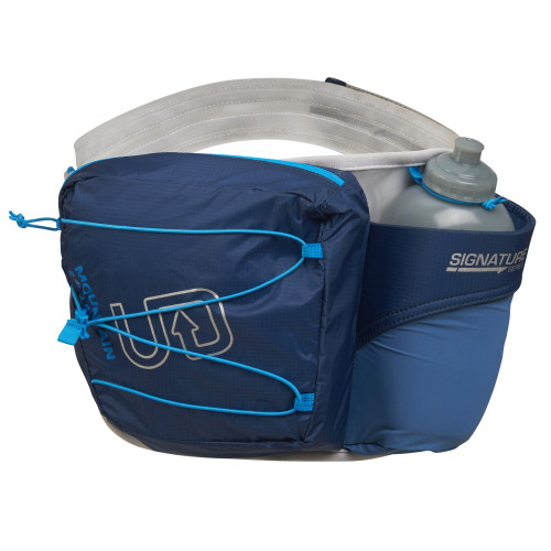 Ultimate Direction Mountain Belt 5.0, blue, front view