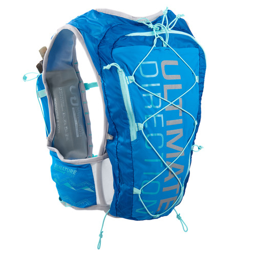 Ultimate Direction Ultra Vesta 5.0, blue, front view