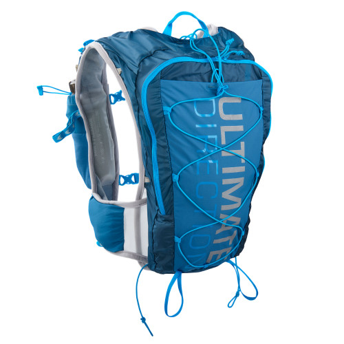 Ultimate Direction Mountain Vest 5.0, blue, front view