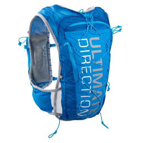 Ultimate Direction Ultra Vest 5.0, blue, front view