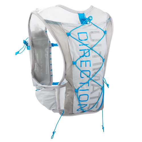 Ultimate Direction Race Vest 5.0, white, front view