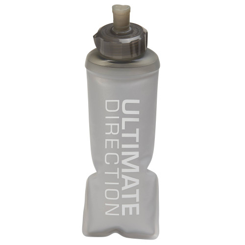 Ultimate Direction Body Bottle II 500, gray, front view