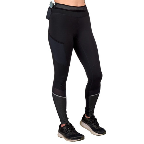 Ultimate Direction Women's Hydro Tight, black, front view