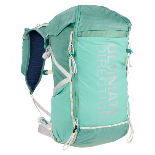 Emerald - Ultimate Direction FastpackHer 20, front view