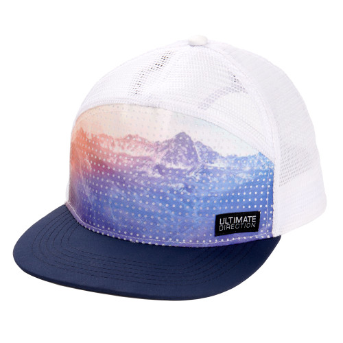 Ultimate Direction The Steeze hat, front view