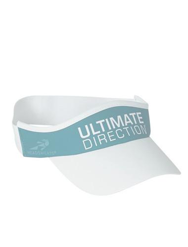 Jenny visor, light blue/white