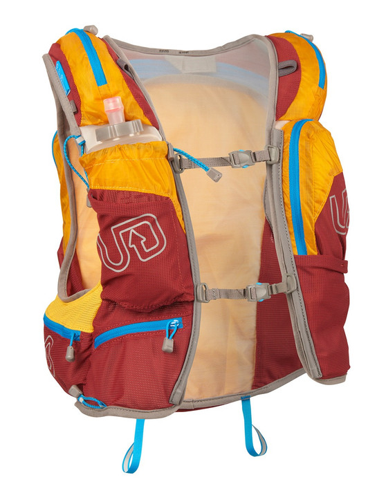 Ultimate Direction PB Adventure Vest 3.0, Canyon, rear view