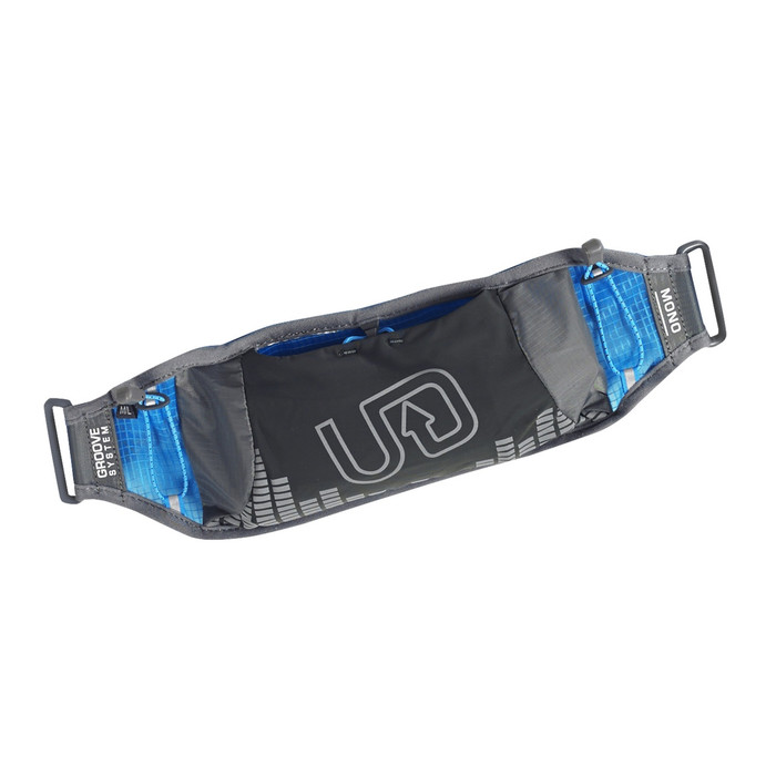 Ultimate Direction Groove Mono (Back Only), black/blue, front view