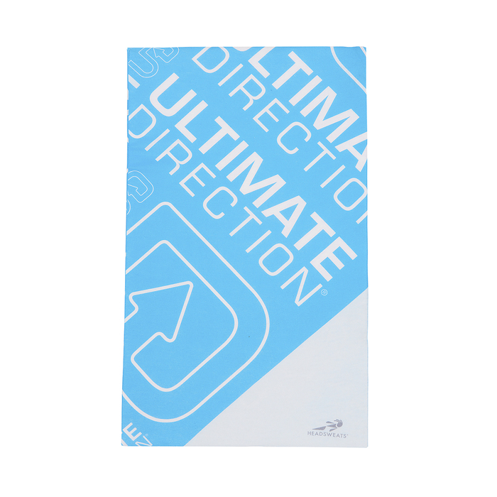 Ultimate Direction Ultraband, blue, front view