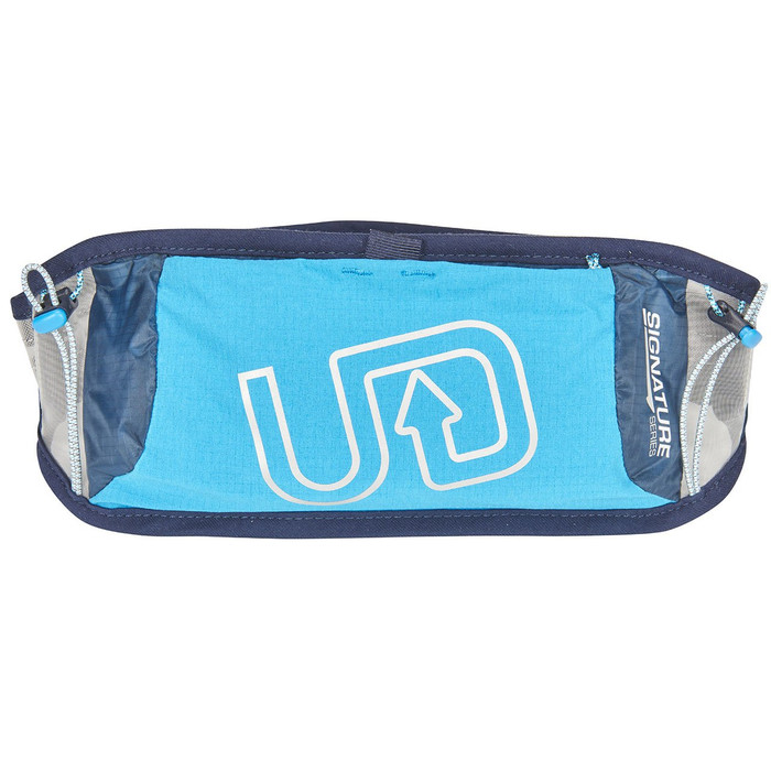 Ultimate Direction Race Belt 4.0, blue, front view