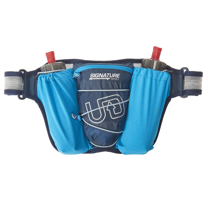 Ultimate Direction Ultra Belt 4.0, blue, front view