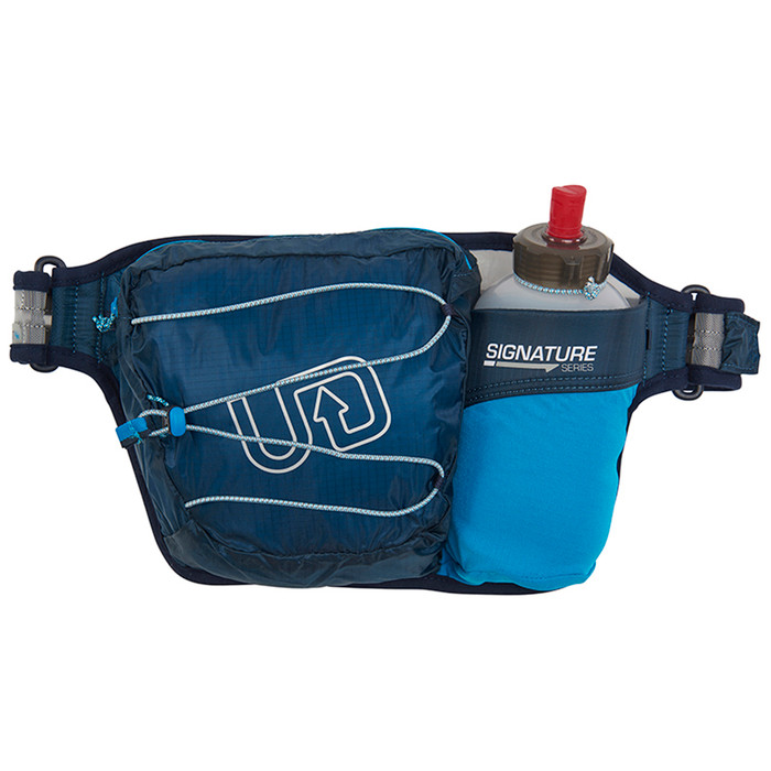 Ultimate Direction Mountain Belt 4.0, blue, front view