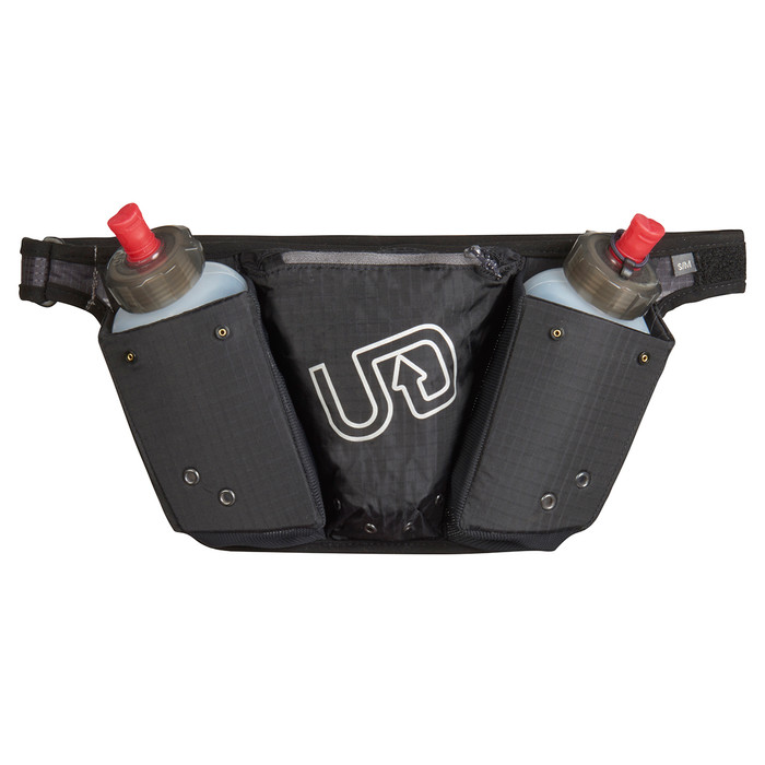 Ultimate Direction OCR Belt, gray, front view