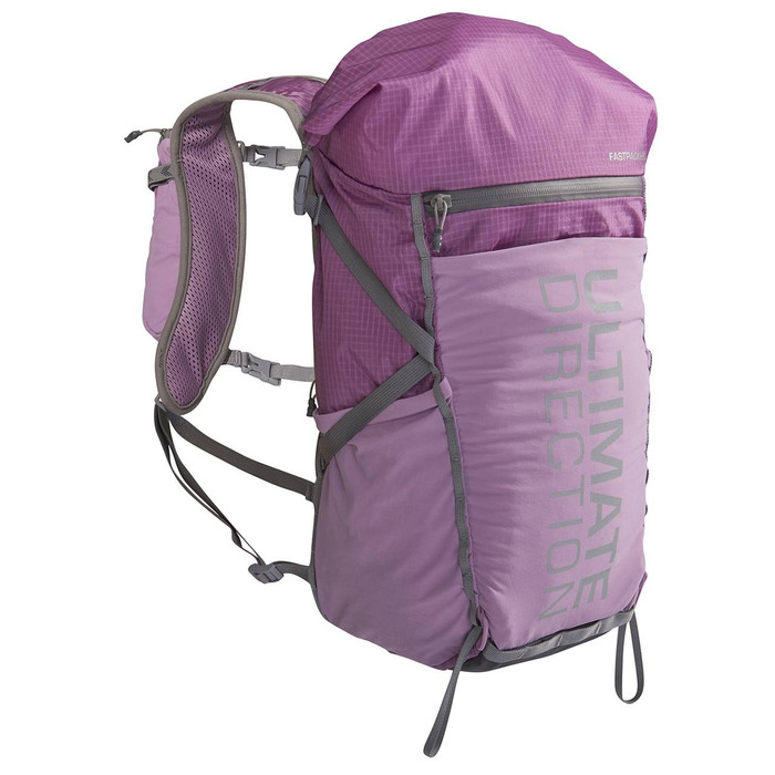 Ultimate Direction FastpackHer 30, pink, front view