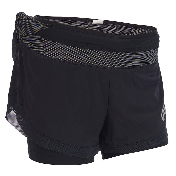 Onyx - Ultimate Direction Women's Hydro Short, front view