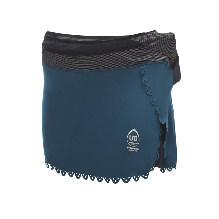 Blue Spruce - Ultimate Direction Women's Hydro Skirt, front view