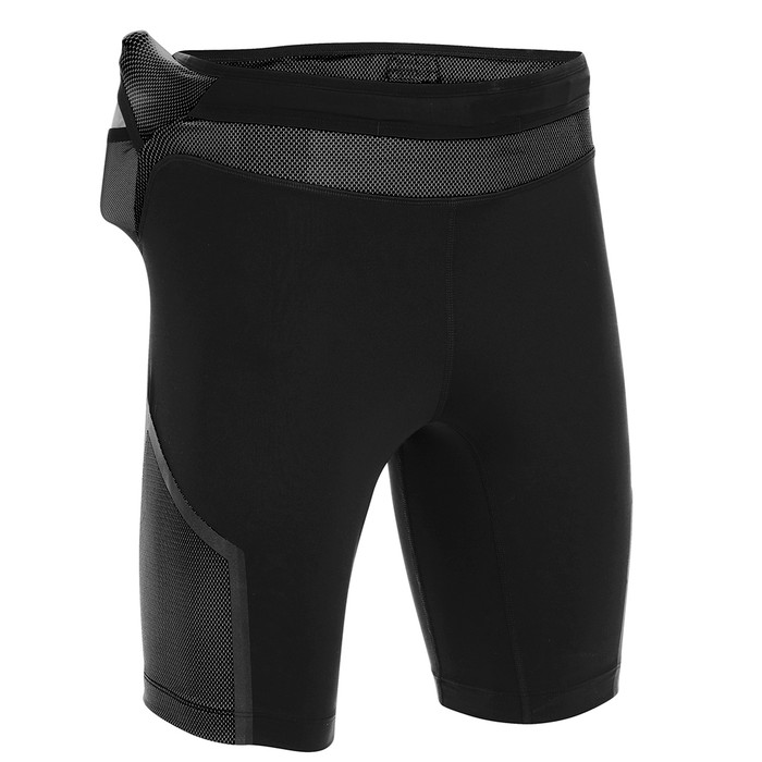 Onyx - Ultimate Direction Men's Hydro Skin Short, front view